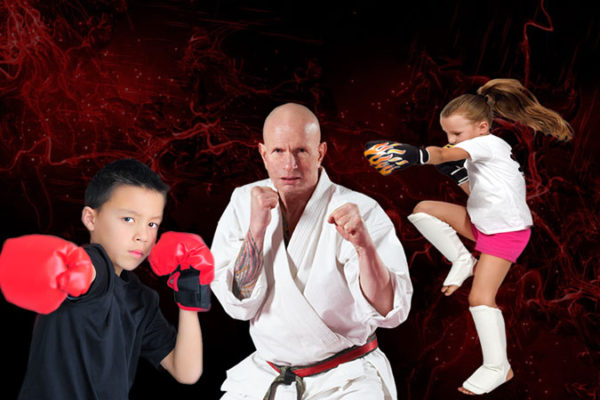 Kids Kickboxing Frankston