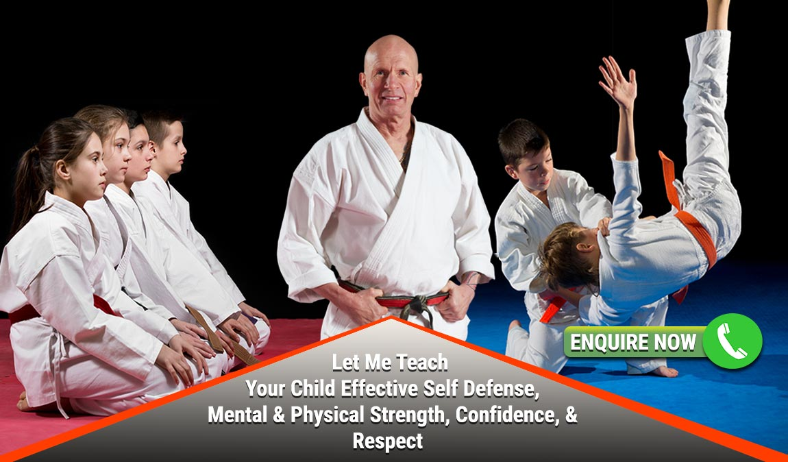 Learn Kids Martial Arts at Billy Mannes Martial Arts Frankston