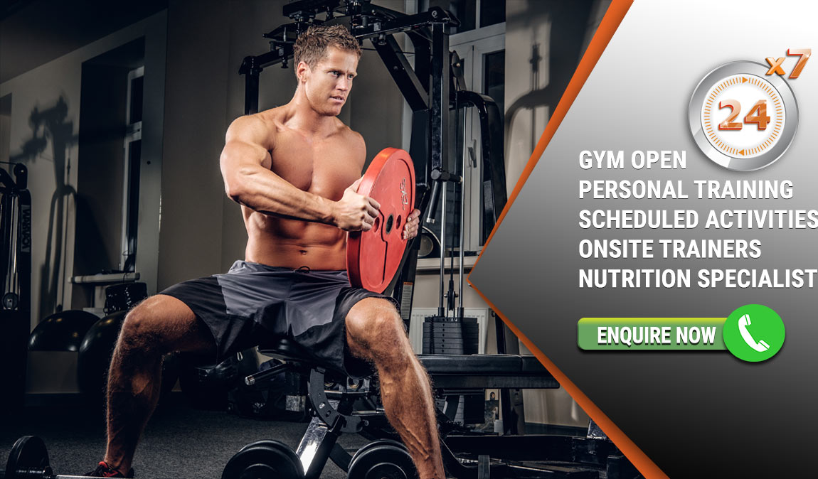 24 hour gym frankston