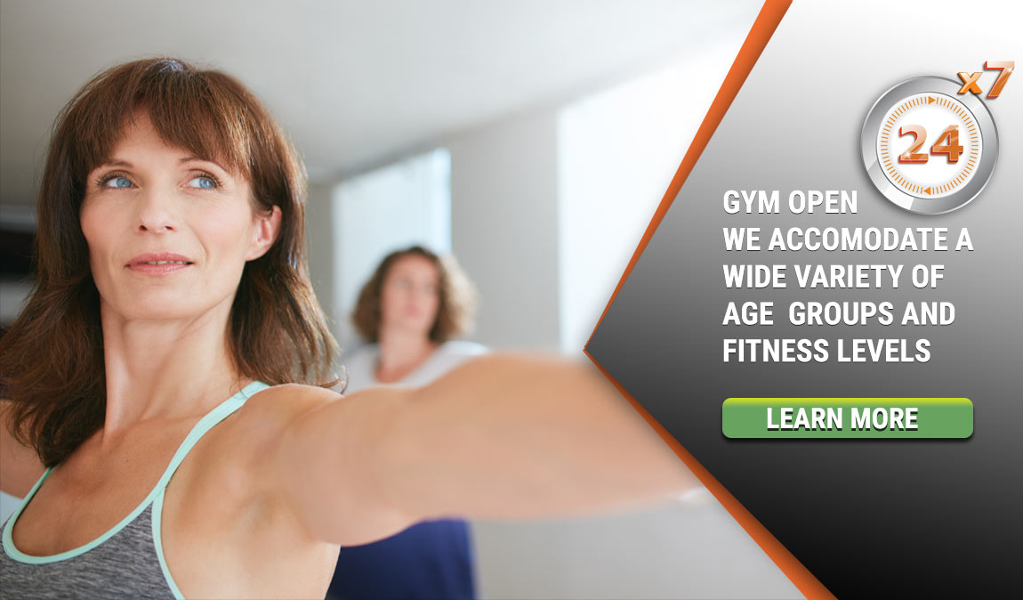 Exercise Programs for all ages